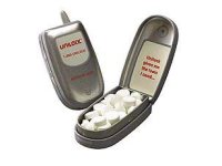 Mints, Cell Phone Tin