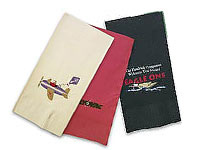 Colored 3-Ply, 8-Fold Dinner Napkins