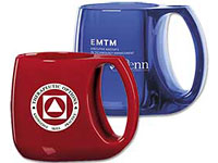 13 oz. Plastic Desktop Mugs
