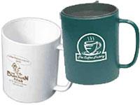 10 oz. Economy Plastic Mugs