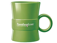 14 oz. Plastic Loop Mugs