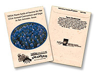 Bluebonnet Seed Packets