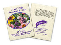 Butterfly Garden Seed Packets