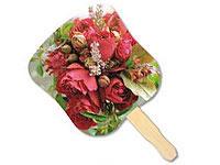 Flower Bouquet  Hand Fans