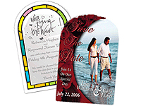 "2-1/8"" x 3-1/4"" Save the Date Magnets"