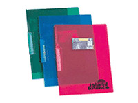 Translucent Plastic Presentation Folders