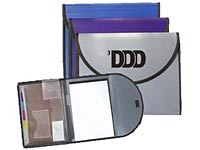Plastic Conference Pocket File Folders