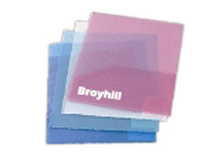 Two Pocket Plastic Folders