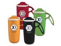X-One Mugs, 16 Oz.