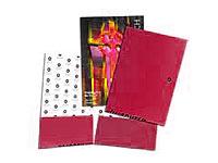 "6"" x 9"" Two Pocket Welcom Folders"