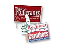 Political Signs And Signage