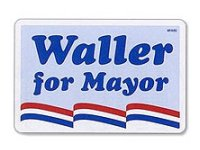 Political Magnetic Car Signs