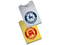 Union Shirt With Union Printing T-Shirts