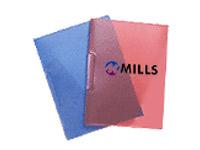 Opaque Plastic Presentation Folders