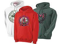 Gildan Hooded Sweatshirts