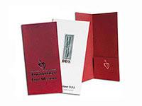 "4"" x 9"" Right Pocket Folders"
