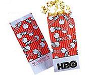 Stock Design Popcorn Bags