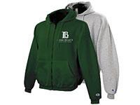 Champion Hood Full Zip Sweatshirts