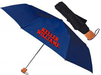 "43"" Mini Manual Folding Umbrellas"