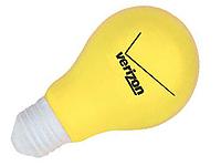 Light Bulb Shaped Stress Balls