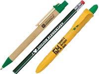 Eco-Friendly Pencils and Pens