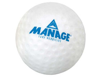 Golf Ball Stress Balls