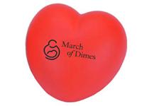 Heart Shaped Stress Balls