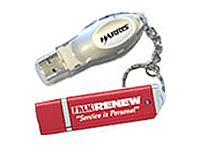 USB Key Chains & Memory Sticks