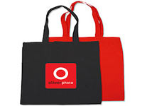 Colorful Biodegradable Budget Cotton Tote Bags