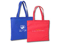 "15"" x 16.5"" No Gusset Reusable Shopping Bags"