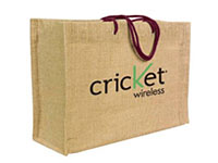 Natural Jute  Shopping Bags