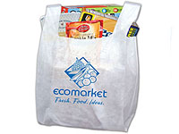 "13"" x 17"" Lite Reusable Grocery Bags"