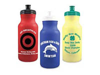 20 oz. Recyclable Sport Water Bottles