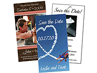"3-1/2"" x 2"" Save the Date Magnets"