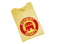 Union Shirts with Union Printing
