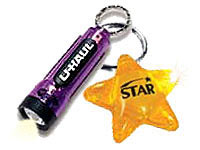 Lighted Keychains