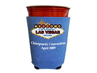 Plastic Cup Coolers
