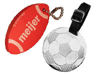 Sports Luggage Tags