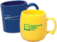 Eco-Friendly Plastic Mugs