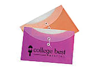 "13-1/4"" x 9"" Side Open Poly Envelopes"