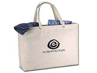 Recyclable Plastic  Tote Bags