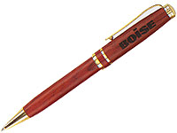 Terrific Timber 11 Twist Action Ballpoint Pens