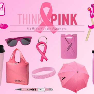 Think Pink with Breast Cancer Awareness Promotions
