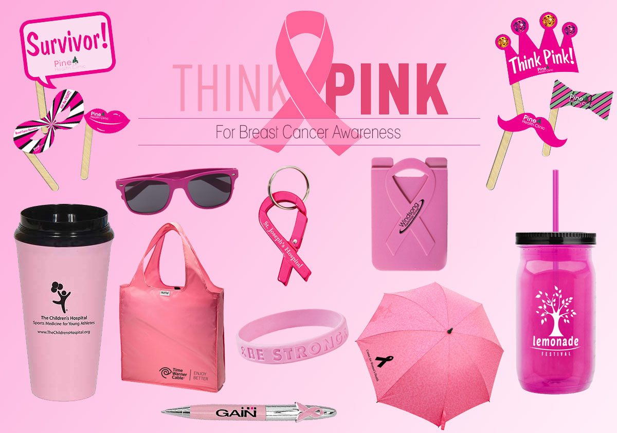 Breast Cancer Awareness Giveaways - Breast Cancer