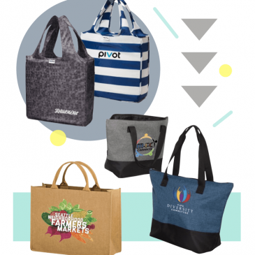 Product Spotlight: Custom Tote Bags