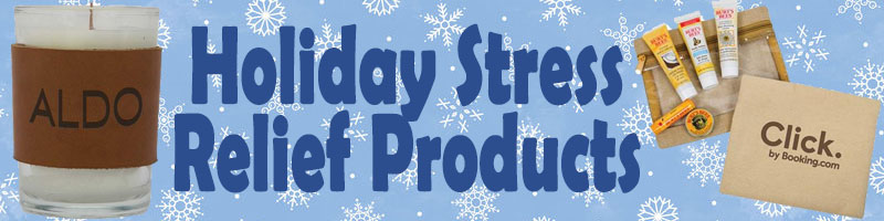 holiday stress relief products