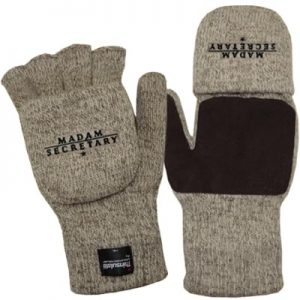 Transforming Fingerless Gloves / Mittens