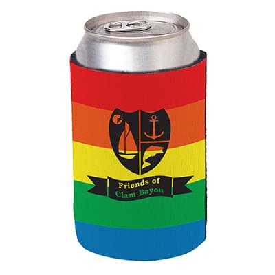 Rainbow Kan-Tastic Can Holders