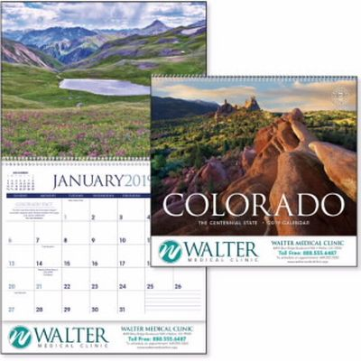 Scenic State Calendars | promotional products