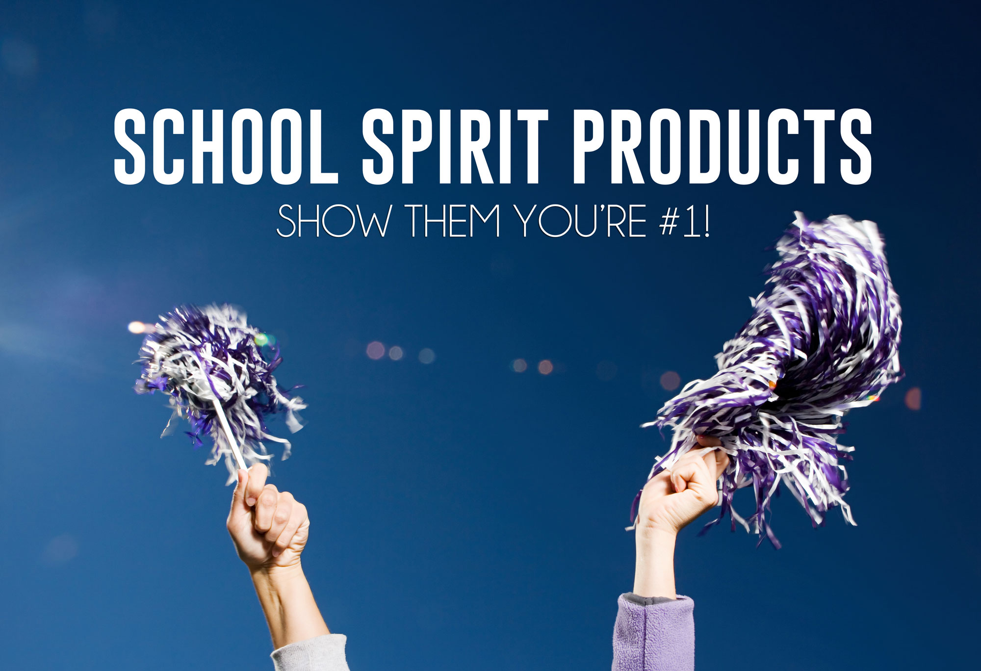 school spirit products